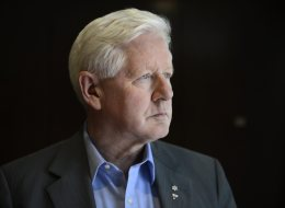 Bob Rae is leading the negotiations between First Nations and Ontario over the Ring of Fire. Rae's challenge is to overcome a legacy of conflict and bring tangible benefits to northern Ontario's remote communities. (Fred Lum/ The Globe and Mail)