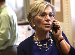 Sen. Barbara Boxer (D-Calif.) has a recorded voice message for anyone who calls her D.C. office. (Photo by Alex Wong/Getty Images)