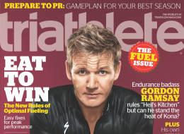 What Gordon Ramsay Eats When Training For A Triathlon