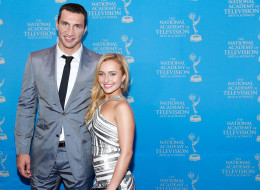 Hayden Panettiere is engaged to Wladimir Klitschko, she confirmed Wednesday morning.