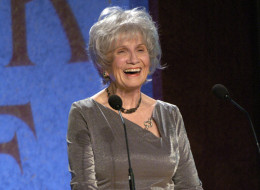 Decorated Canadian author Alice Munro has won the Nobel Prize for literature. (Getty)