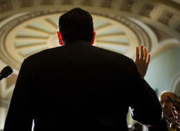 Senador republicano de Texas, Ted Cruz.(Photo By Bill Clark/CQ Roll Call)Rea