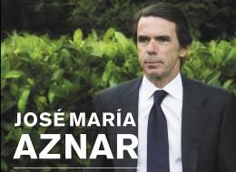 Portada del próximo libro de José María Aznar.