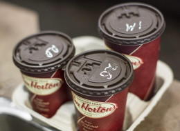 Canadian companies aren't feeling much love. They were almost completely passed over in a new ranking of the world's most loved companies. Almost, because one very recognizable brand did make the list: Tim Hortons. (Canadian Press photo)