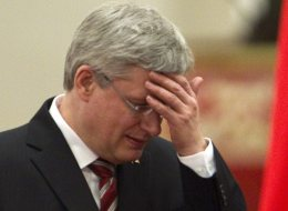 The Harper government's most recent attempt at Senate reform has been declared unconstitutional. (CP)