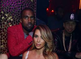 LAS VEGAS, NV - OCTOBER 25:  (EXCLUSIVE COVERAGE) Kanye West and Kim Kardashian celebrate Kim Kardashian's 33rd birthday at Tao Las Vegas on October 25, 2013 in Las Vegas, Nevada.  (Photo by Denise Truscello/WireImage)