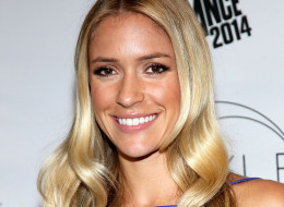 Kristin Cavallari is pregnant! Here, she appears at Haven on Sept. 10 in New York City.  (Steve Mack/Getty Images)