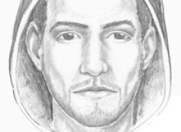 The UBC RCMP have released a sketch of a suspect in a series of sex assaults between April and October.
