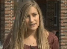 Codie Thacker, 16, withdrew from a cross country race because she was assigned the number