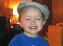 Riley Miller, 3, died in an Oct. 31 house fire in Louisiana, Missouri. His stepdad, Ryan Miller, tried to save the child but was stunned three times by a police officer.