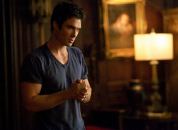 'The Vampire Diaries': Damon Was Part Of The Augustine Experiments In The 1950s