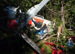 The Transportation Safety Board has blamed pilot inexperience and and overweight plane for a crash that occurred near Penticton in August 2012.