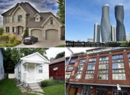 From frighteningly expensive Vancouver to almost suspiciously affordable Trois-Rivieres, Que., this is a country with a multitude of very different housing markets. (Composite image)