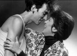 Tony and Marion Winik, © 1987 Scott Van Osdol