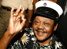 Musician Fats Domino attends the Tipitina's Foundation premiere of 'Fats Domino: Walkin' Back to New Orleans' at Tipitina's Uptown on November 5, 2008 in New Orleans, Louisiana. (Photo by Sean Gardner/WireImage)