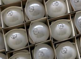 Light Bulb - Magazine cover