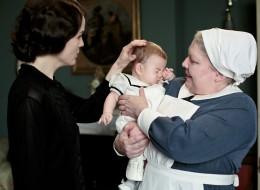 'Downton Abbey' Season 4.