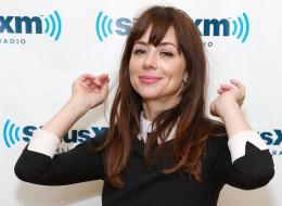 NEW YORK, NY - NOVEMBER 15:  Natasha Leggero visits SiriusXM Studios on November 15, 2013 in New York City.  (Photo by Robin Marchant/Getty Images)