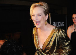 HOLLYWOOD, CA - FEBRUARY 26:  Actress Meryl Streep, winner of the Best Actress Award for 'The Iron Lady,' attends the 84th Annual Academy Awards Governors Ball held at the Hollywood & Highland Center on February 26, 2012 in Hollywood, California.  (Photo by Kevork Djansezian/Getty Images)