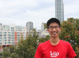 Brian Wong, the co-founder and CEO of Kiip, is from Vancouver.