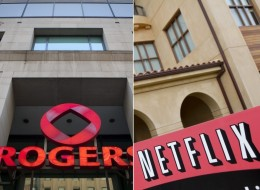 "As telecom giant Rogers reportedly prepares to launch its own competitor to Netflix, a prominent tech expert is warning such moves may lead to a ""two-tier"" internet, where some content is favoured over others. (Canadian Press photos)"