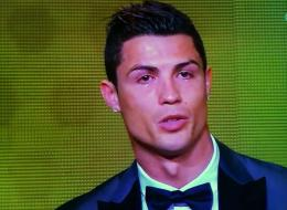 Cristiano Ronaldo ganó el Balón de Oro
