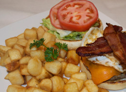 Vancouver's Breakfast Courier delivers breakfast right to your door.