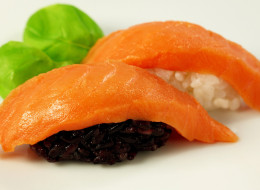 Just Sushi has been recognized as the first sushi restaurant to offer a 100 per cent Ocean Wise menu.