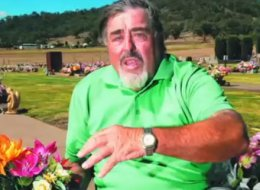Jake Thomas, 66, came close to death after being bitten by a snake he had killed 45 minutes previously.