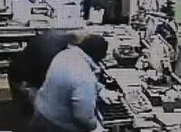 Nashville police are looking for an armed robber who called into a GameStop and had employees hold the items he planned to steal.