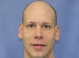 Anthony Lescowitch's police mug shot.
