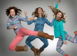 Trio of Canadian sisters ski their way to Sochi