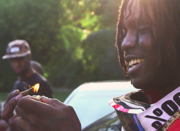 Chicago drill music star Chief Keef is featured in the first episode of NOISEY's 8-part series,