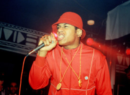 LL Cool J Performing Live At Hanover Nightclub, London 01/01/1985 (Sony Music Archive/Getty Images/Terry Lott)