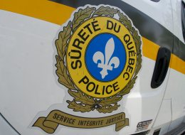 Quebec provincial police say they have captured the three men who escaped from a Quebec City-area prison by helicopter on June 7th.