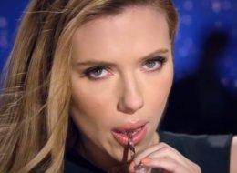 Scarlett Johansson protagoniza un anuncio que fue censurado para el Super Bowl