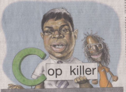 The Washington Times ran a cartoon of an Obama nominee that is being condemned as racially tinged.