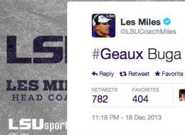 Les Miles Twitter