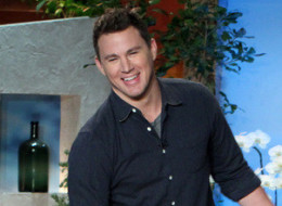 Channing Tatum says he's fat, is totally endearing.