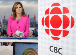 NBC's Natalie Morales anchors a segment from Sochi, Russia. The American broadcaster's decision air their coverage with a broadcast delay has infuriated many fans, prompting at least one household to purchase a Canadian IP address to watch live coverage from the CBC.