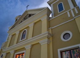 Roman Catholic Church, Mayaguez, Puerto Rico. (Juan Vasquez/500px)