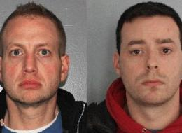 Michael Jones and Reid Fontaine are accused of sexually abusing cows.