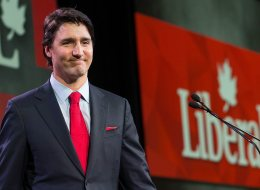 Justin Trudeau has apologized for an off-hand remark he made on a popular Quebec TV show that some interpreted as making light of the bloody conflict in Ukraine. (CP)