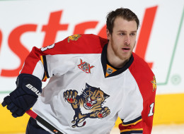 Shawn Matthias was traded from the Florida Panthers to the Vancouver Canucks on Tuesday.