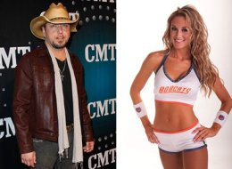 Jason Aldean is reportedly dating Brittany Kerr.