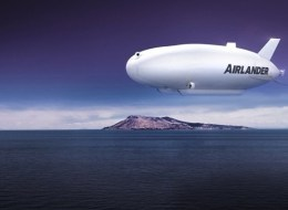 iron Maiden's Brce Dickinson is investing in this amazing airship