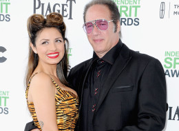 Andrew Dice Clay attends the 2014 Film Independent Spirit Awards at Santa Monica Beach on March 1, 2014 in Santa Monica, California.  (Photo by Steve Granitz/WireImage)