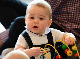 Prince George had a playdate with some local babies in New Zealand, and the world swooned.