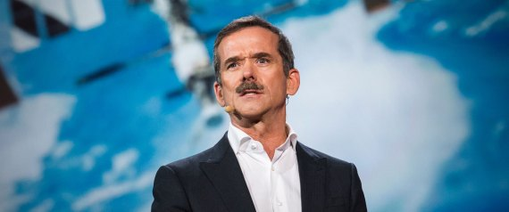 CHRIS HADFIELD SPACE