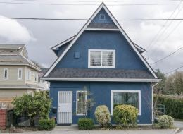 Vancouver's cheapest house sold for $44,000 above asking.